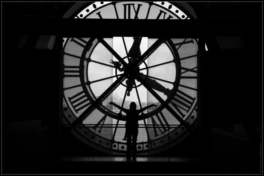 If God had intended for us to live in the past, clocks would tick backwards.